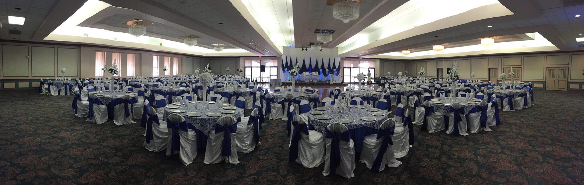 Decoraciones y manteler a para eventos decoraciones para - Decoraciones en color plata ...