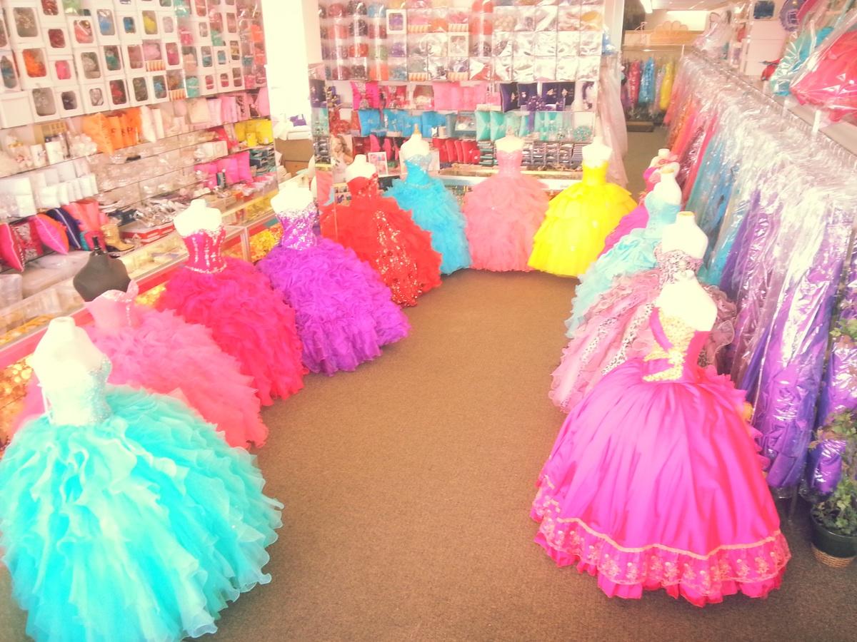 Vestidos de Quinceanera en San Antonio Texas | Vestidos para ...